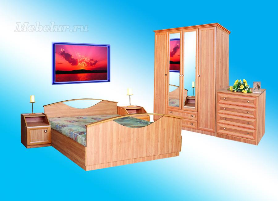 Мебель для спальни / Диона спальня
