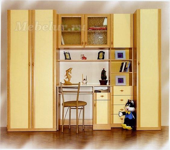 модульные стенки для гостиной - Мебель